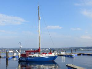 Segelyacht CASA